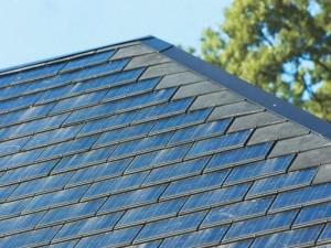 geïntegreerde zonnepanelen